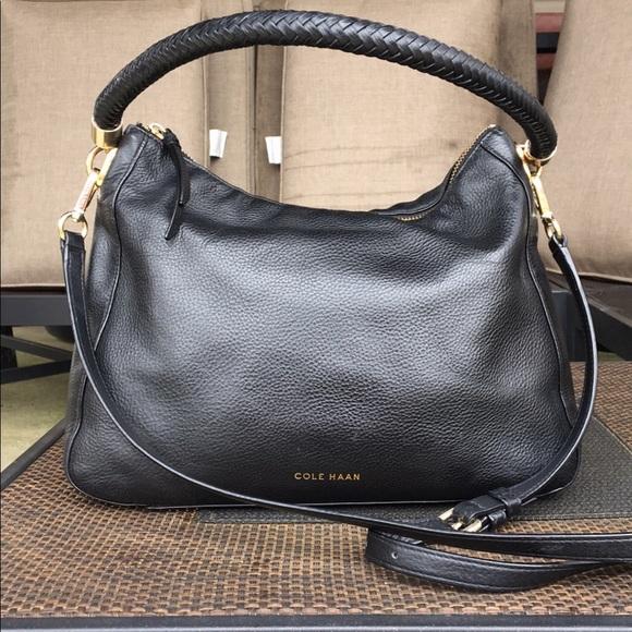 Cole Haan Handbags - Cole Haan Benson leather Shoulder crossbody bag dc1bcbbf5e